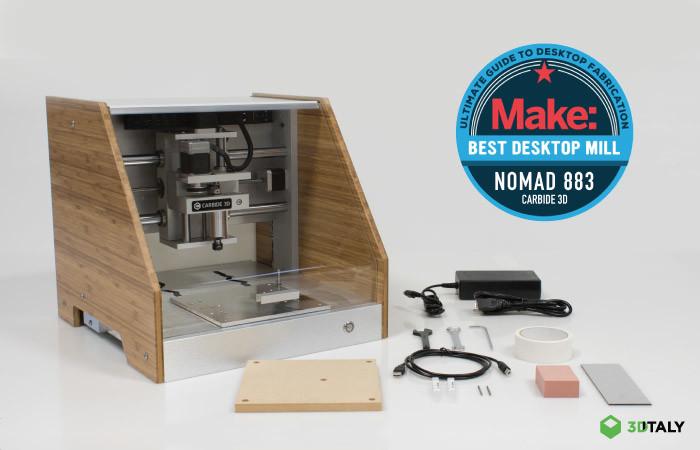Carbide 3D Nomad 883 PRO - 3DiTALY Shop
